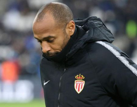 'It is with great sadness that I part company with AS Monaco' - Arsenal legend, Thierry Henry