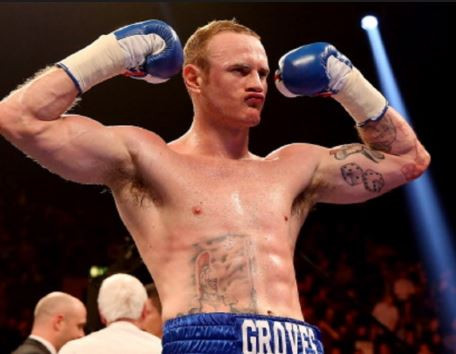 Former WBA world super-middleweight champion,George Groves retires from boxing at the age of 30