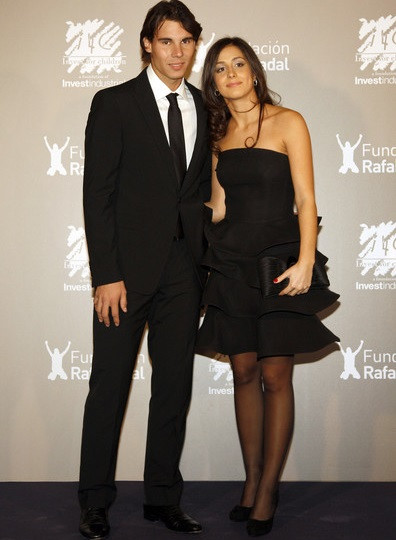 Tennis legend, Rafa Nadal reveals he is engaged to girlfriend of 14 years Mery Perell as they plan to tie the knot