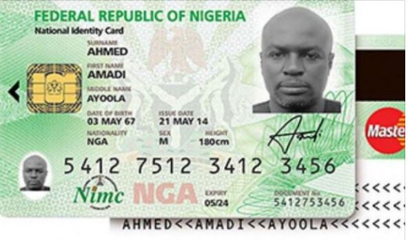 Nigerians to pay forissuance of national e-ID card from 2022 -NIMC