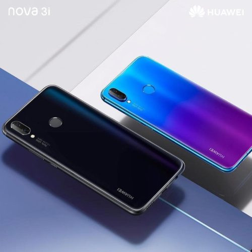 HUAWEI nova 3i's 24MP Dual Camera Promises Artificially Intelligent Selfies