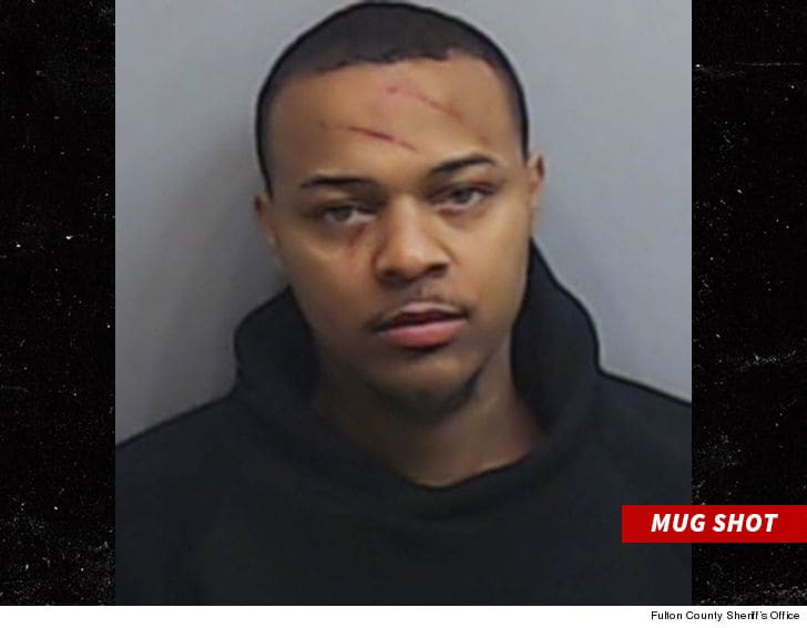 Rapper Bow Wow arrested and charged with battery in Atlanta