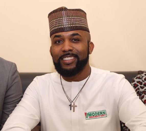 'If elected,I'll publish my salary and allowances as alegislator' -Banky W