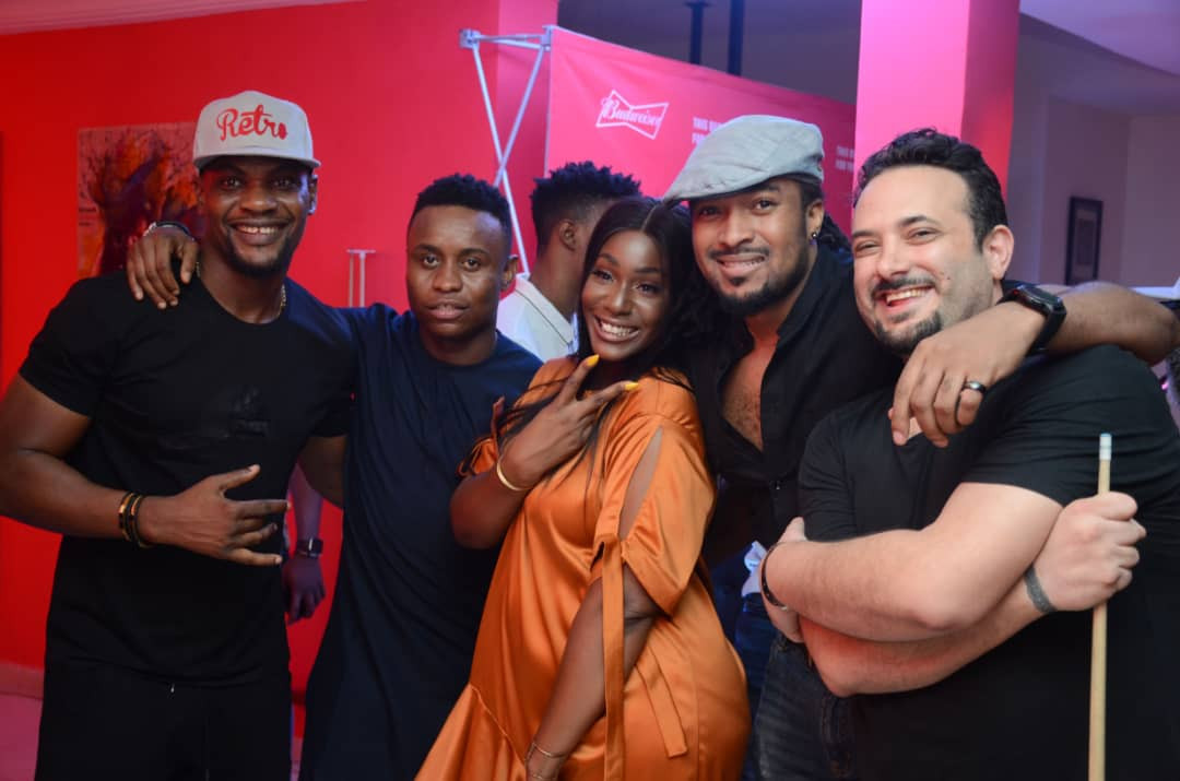 Slimcase, Olu Maintain, Ruggedman, DJ Xclusive, Praiz, Lasisi Elenu and more attend official launch of Retro Lounge