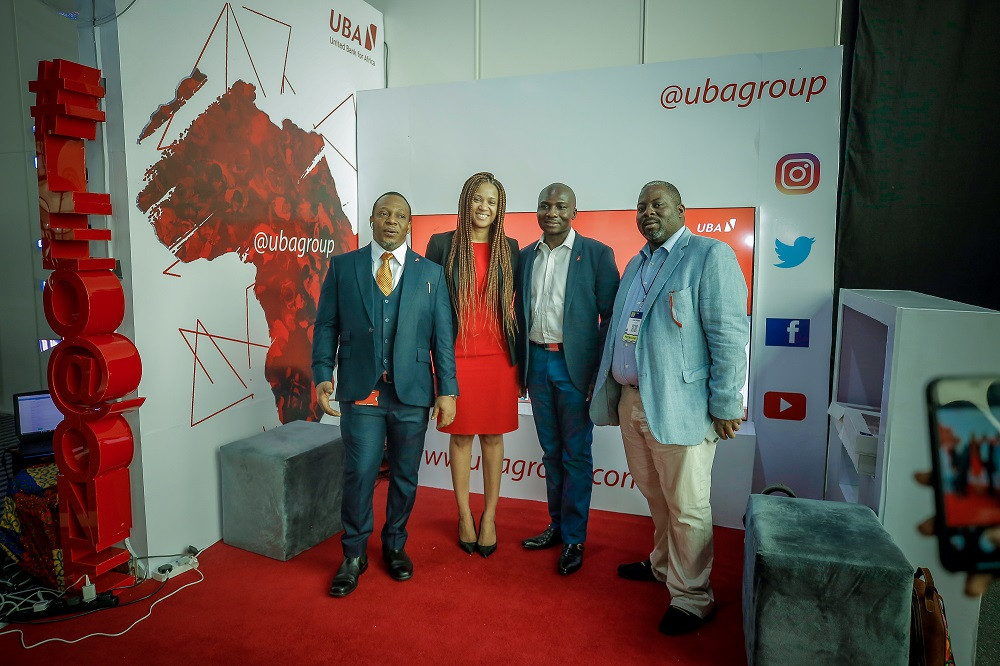 SMW Lagos Day 1 UBAs chatbot LEO now boasts of over 1 million users
