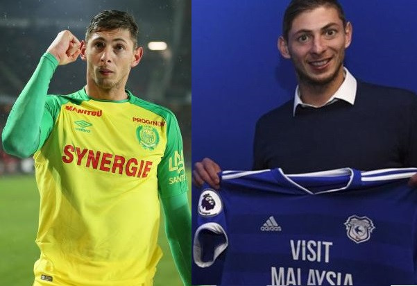 Nantes demand payment from Cardiff City over the 15m transfer of missing striker Emiliano Sala