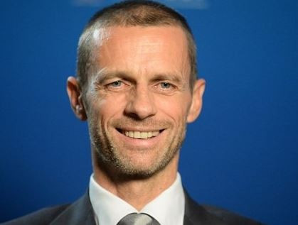 Breaking: Aleksander Ceferin re-elected as UEFA president for four-year term