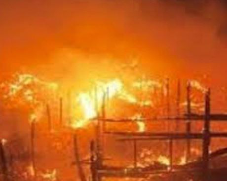 Again, fire destroys over 70 shops atYanKatakomarket in Kano State