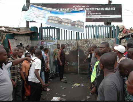 LAWMA threatnes to shut down Ladipo Market in Mushin
