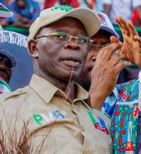 'As NLC president, I mobilised Lagos area boys for protests' - Adams Oshiomhole