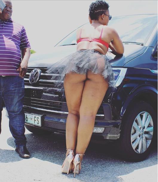 SA Zodwa Wabantu dance that never was - Zambia Daily Mail