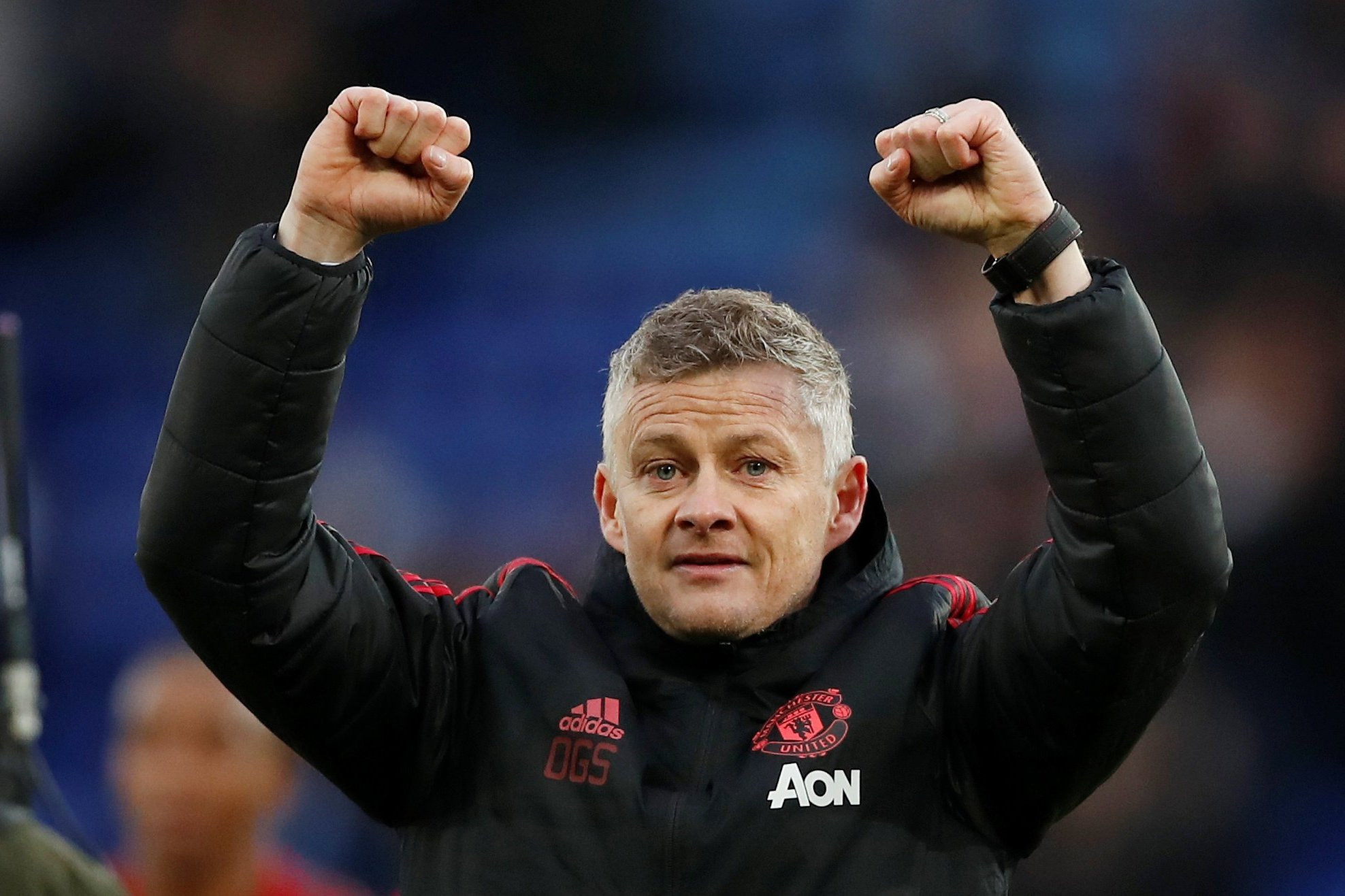 Solskjaer 'set to be named full-time Manchester United boss' after winning 10 games out of 11