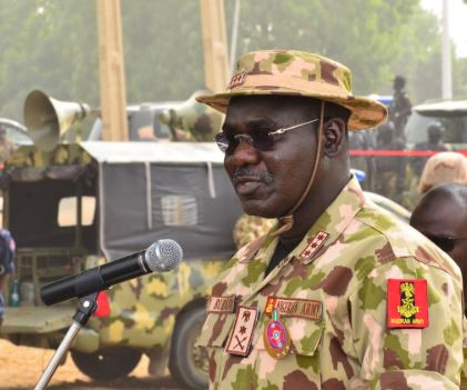 NigerianArmy appoints Colonel Musa as new spokesman