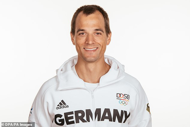 Olympic rowing gold medallist Maximilian Reinelt dies after collapsing while skiing in St Moritz