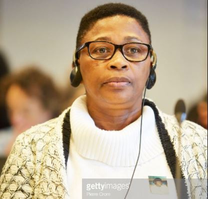 Two decades after, Nigerian widowEsther Kiobel testifies against Shell in The Hague