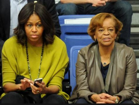 My mum doesn't believe I'm a real star - Michelle Obama shares hilarious text with mum after her appearance at the Grammys