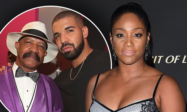 Tiffany Haddish reveals Drake's dad slid into her DMs but turned him down because she didn't want to be the rapper's stepmother