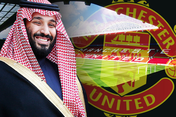 Manchester United 'receive whopping 3.8BN takeover bid' from Saudi Crown Prince