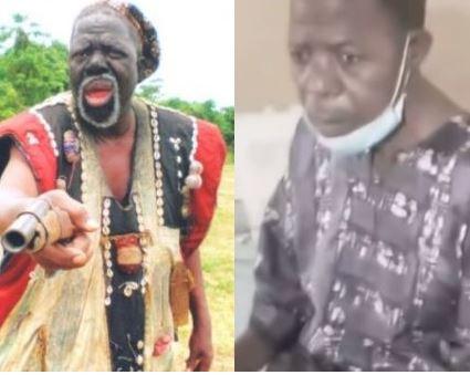 Veteran Yoruba actor, Fadeyi Oloro hospitalized over an unknown ailment (Video)