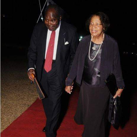 My wife has had access to my bank accounts for 60 years  -  Ugandan billionaire says he keeps nothing from his wife