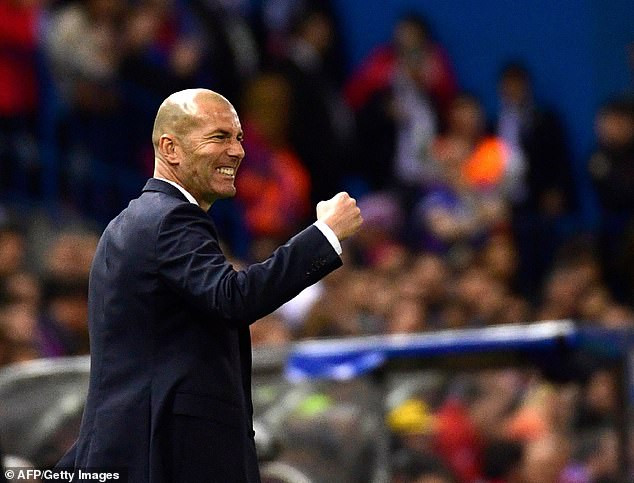 Breaking! Real Madrid re-appoint Zinedine Zidane as new manager of the club until 2022