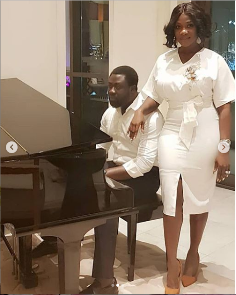 Beautiful new photos of Mercy Johnson and her husband Prince Odianosen Okojie 2