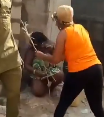 Police arrest woman who tortured and released nude videos of her sister's husband's mistress