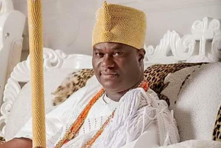 Nigerians react after Ooni of Ife said the Igbo race first discovered and nurtured prosperity and wealth (video)