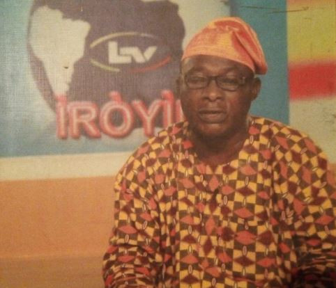 Veteran broadcaster and Yoruba news anchor on LTV, Toyin Kawojue has died