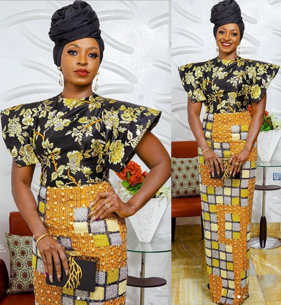 Kate Henshaw glows in new stunning photos