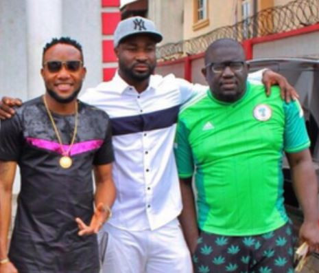 #FvckYouChallenge: Kcee calls out Presh, Harrysong, Soso Soberekon and others