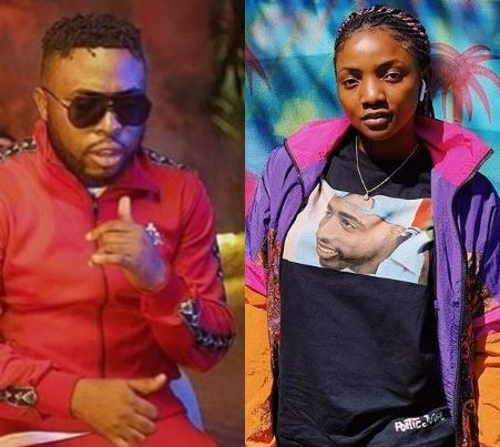 'Nigerian artists should leave 'Yahoo Yahoo' alone and talk about bad governance, killing of innocent lives' - Samklef reacts to Simi's post