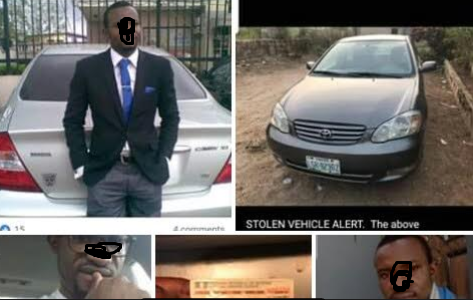 Taxify driver who disappeared a week into the job drops off car at owner's gate after he called him out on Facebook