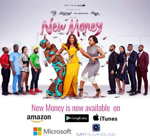 New Money Makes It Way To Amazon, ITunes, Google Play And Microsoft.