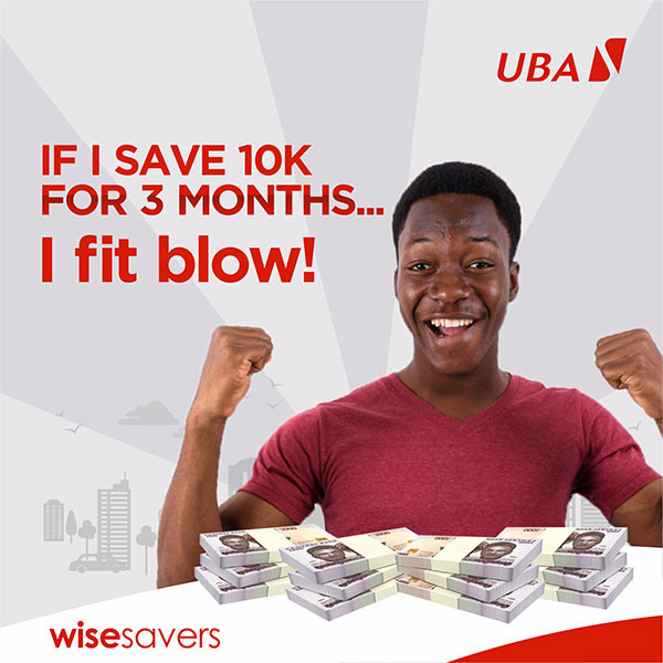 Save, Win, Flex! N1.5 million in your pocket just like that