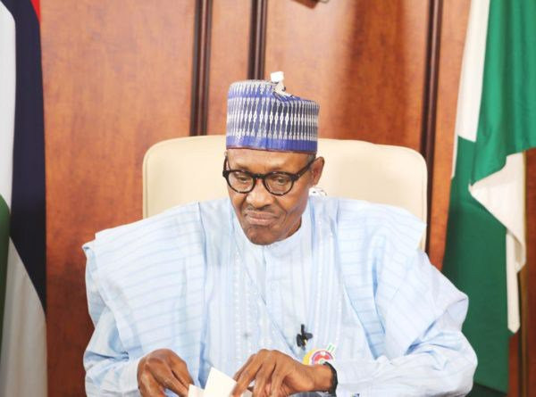Breaking: President Buhari signs N30,000 minimum wage bill into law