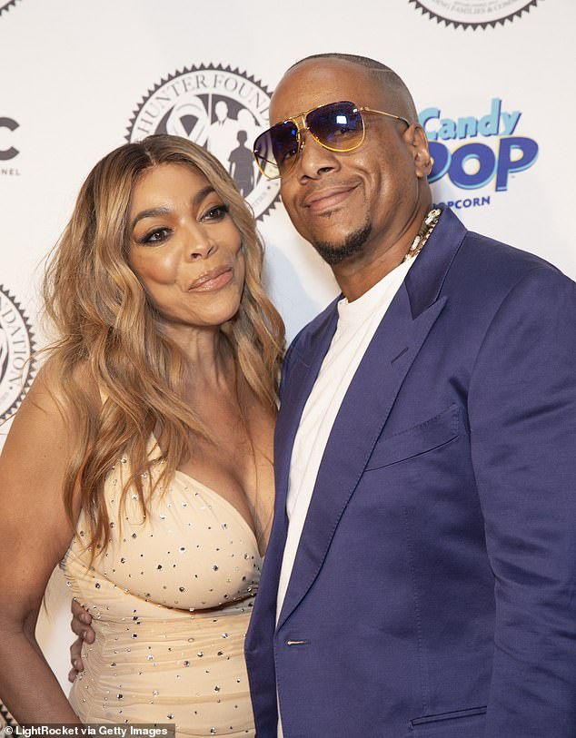 Wendy Williams officially confirms she fired husband Kevin Hunter as executive producer of her hit show