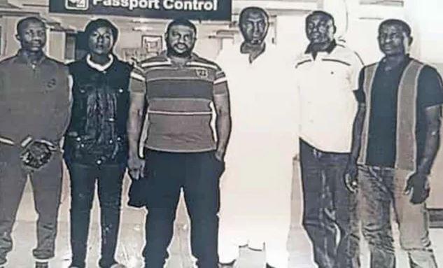 NDLEA arrests 6-man artel planting drugs in travellers luggage