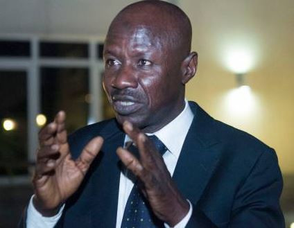 The corruption taking place in higher institutions of learning is so alarming - EFCC boss, Ibrahim Magu