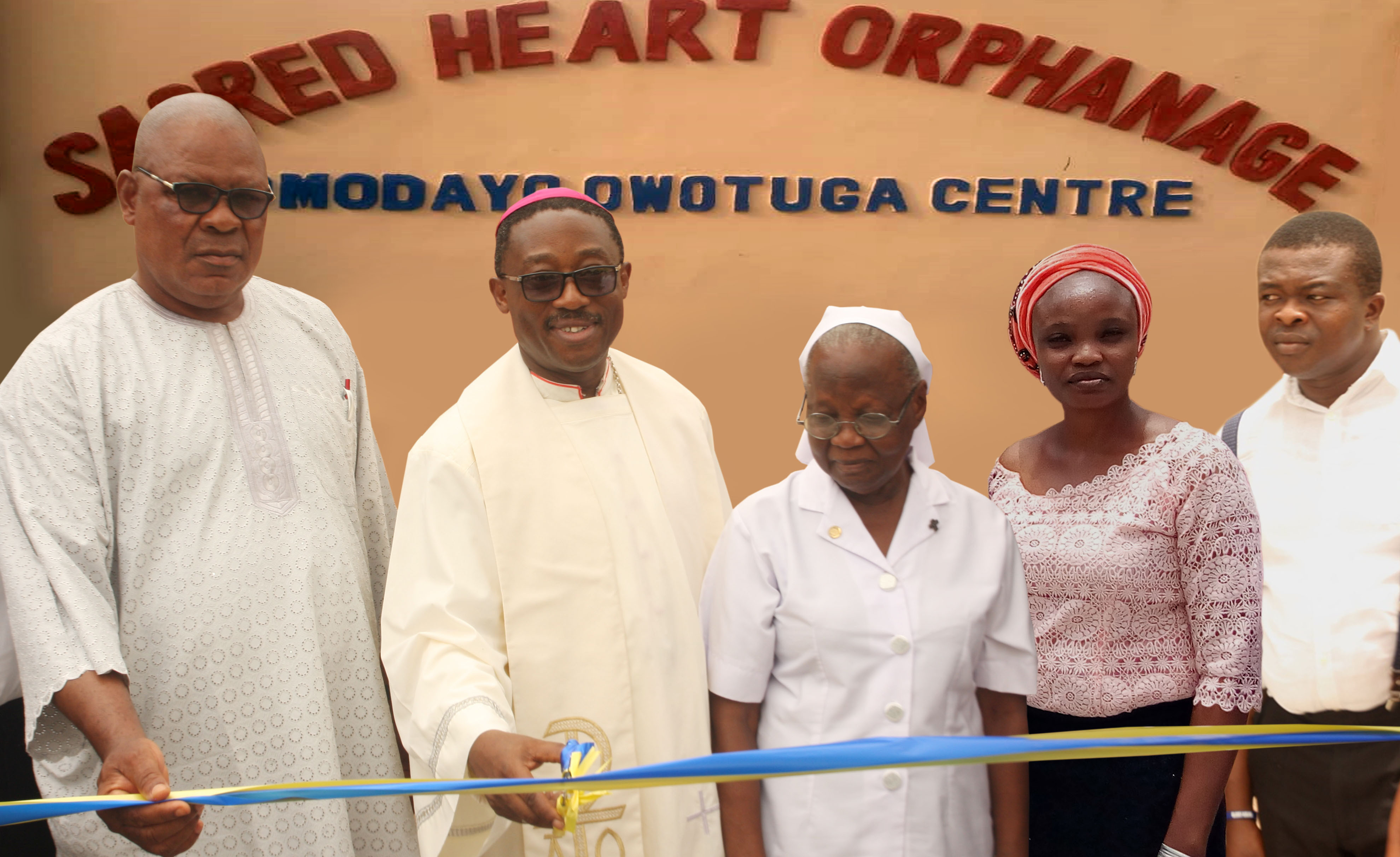 Nigeria's first hospital partners Late Most Supreme AP. Matthew Omodayo Owotuga Foundation to serve motherless babies