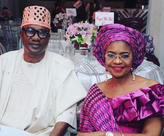 Retired AIG, Tunji Alapini celebrates 38th wedding anniversary
