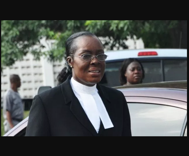 'I had my two kids with married men.' - Attorney general of Ghana reveals (Video)