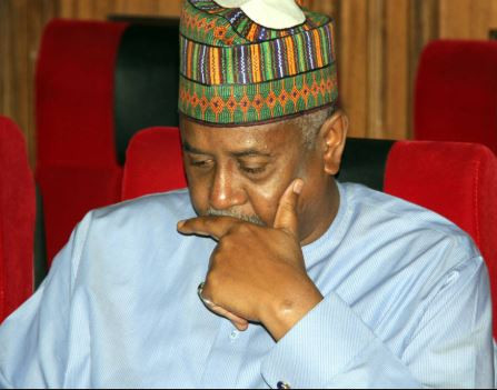 N19.4b Arms Fund: Court fixes June 11 for Sambo Dasuki'strial