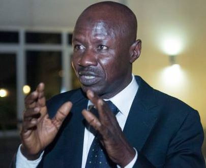 'Shun corruption in your government' - EFCC boss, IbrahimMagu warnsgovernors-elect