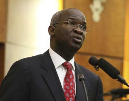 'People who say we shouldnt borrow must find an alternative for us' - BabatundeFashola replies critics