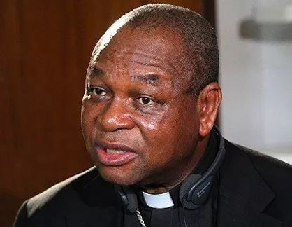 If you have no idea of how to develop Nigeria through education, security,others,do not go into politics -Cardinal Onaiyekan cries out