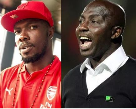 Like David Alaba, another Nigerian footballer, Dickson Nwakaemeclaims Samson Siasia asked himpay to join his team in 2008