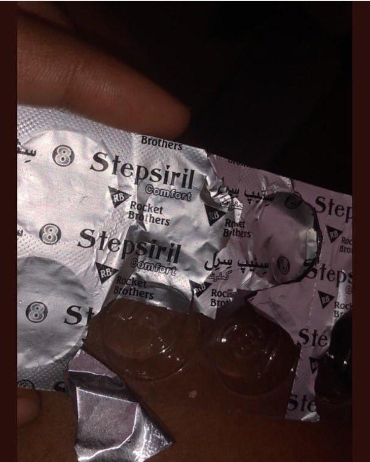 Pharmacist raises alarm over circulation of fake strepsils