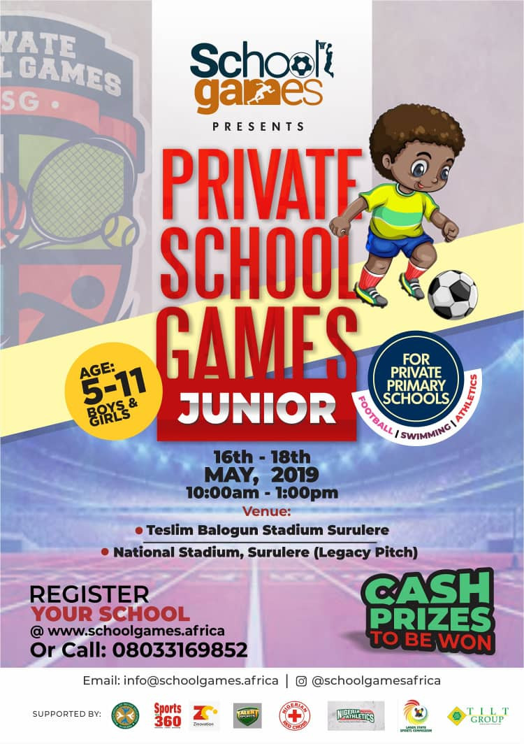 rivate School Games Junior 2019