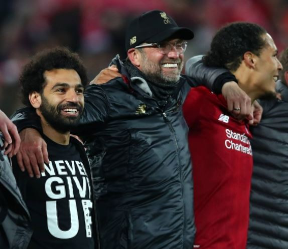 Liverpool decimate Barcelona 4-0 to qualify for UEFA